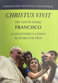 Llamamiento a los JÓVENES para compartir la lectura de la Exhortación CHRISTUS VIVIT